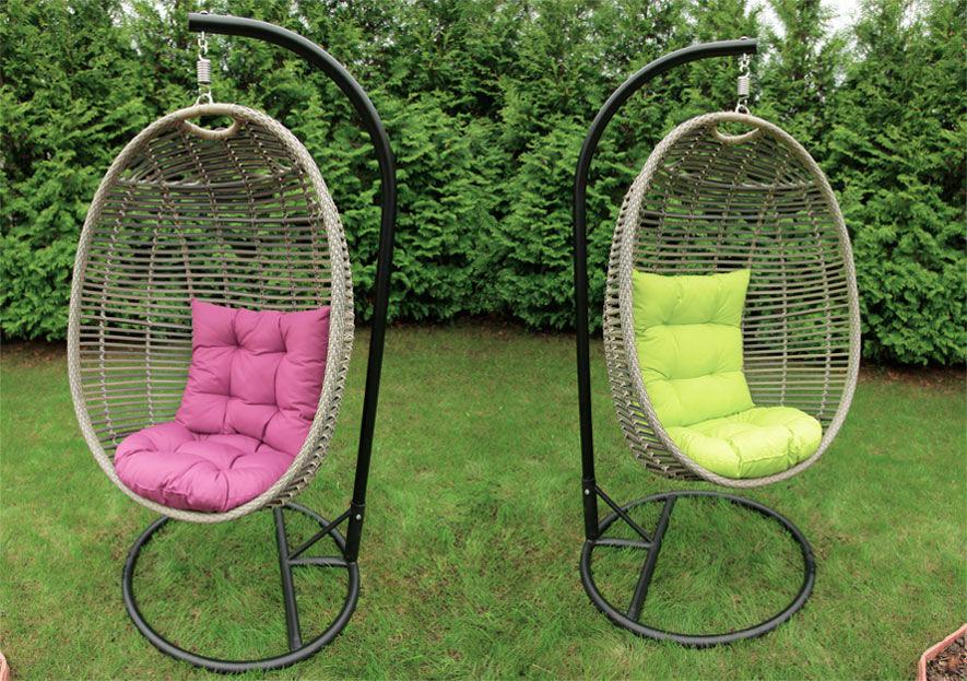 кресла качели для сада