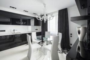 кухня в белом цвете2