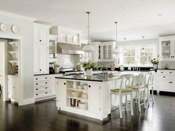 кухня в белом цвете3