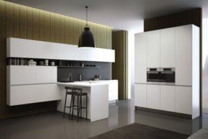 кухня в белом цвете4