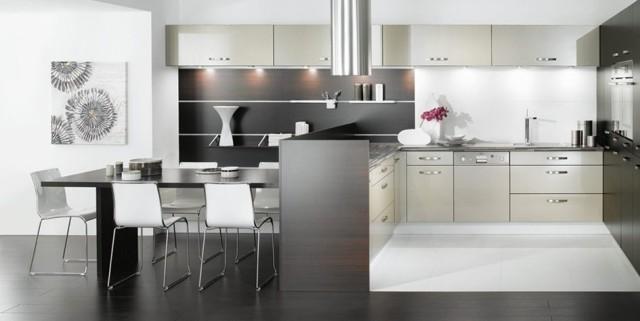 кухня в белых тонах2