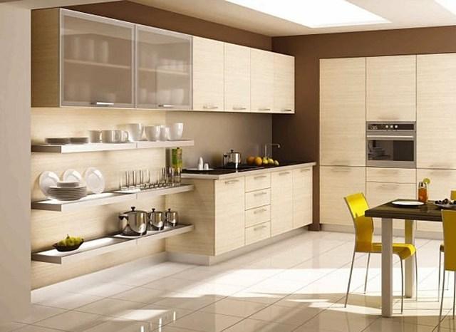 кухня в стиле модерн1