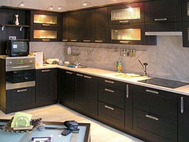 кухня в стиле модерн2