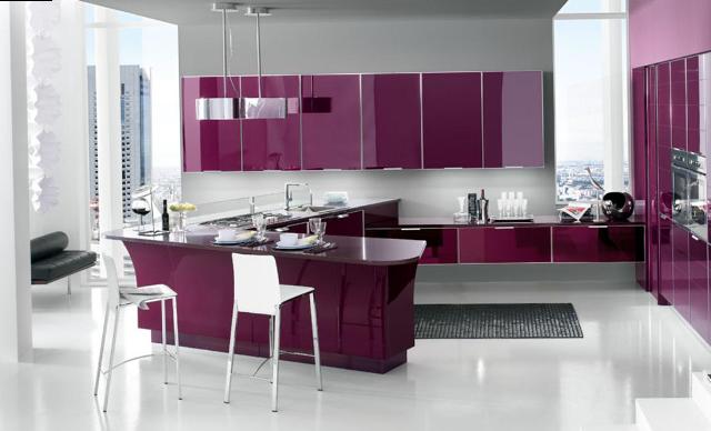 кухня в стиле модерн3