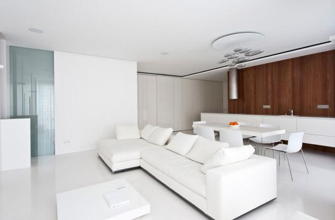 квартира в стиле минимализм3