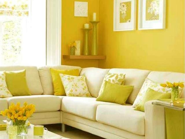 лимонные оттенки в интерьере_4