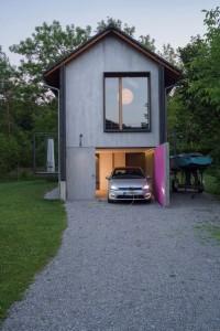 маленький деревянный дом