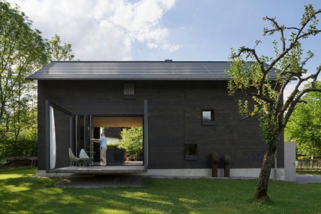 маленький деревянный дом1