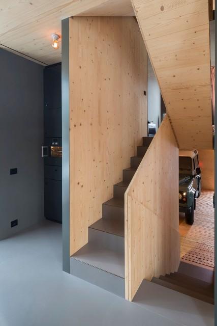 маленький деревянный дом12