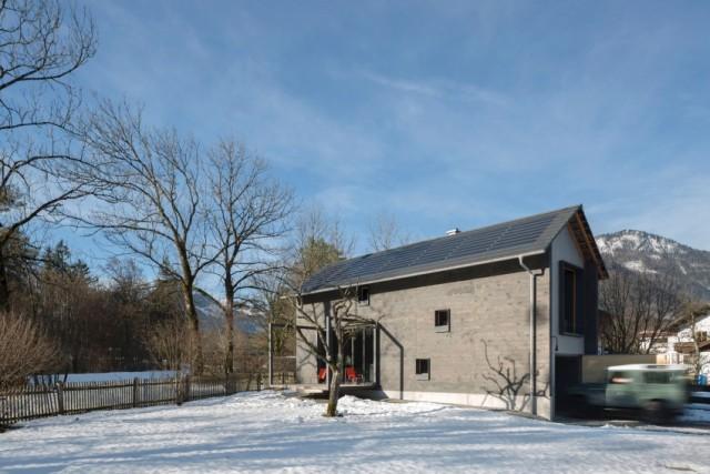 маленький деревянный дом15