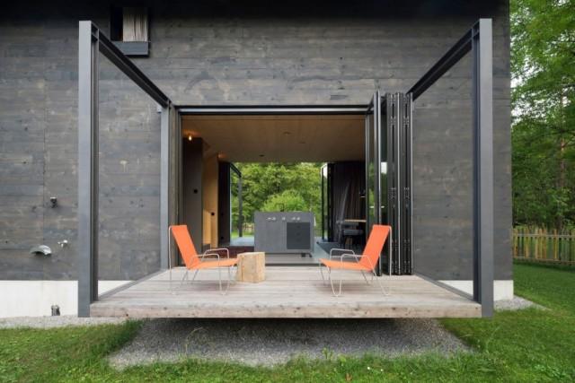 маленький деревянный дом2