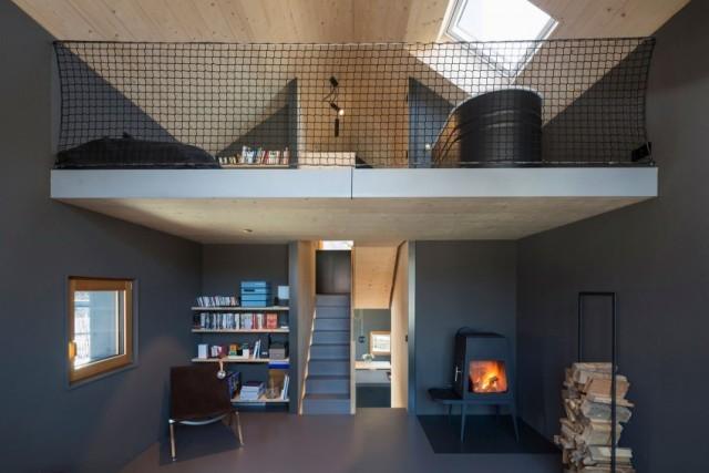 маленький деревянный дом5