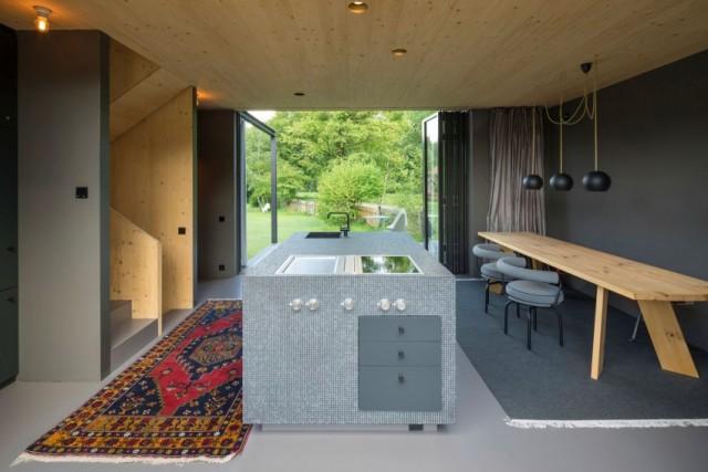 маленький деревянный дом8