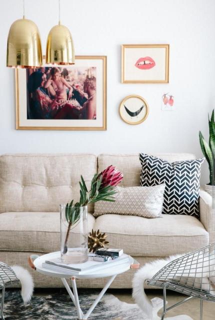 мебель для гостиной в современном стиле_2