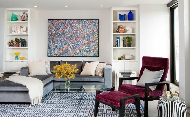 мебель для гостиной в современном стиле_8