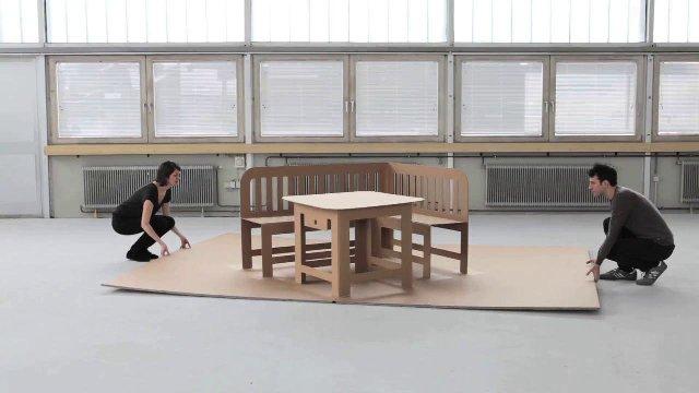 мебель для маленькиих комнат2