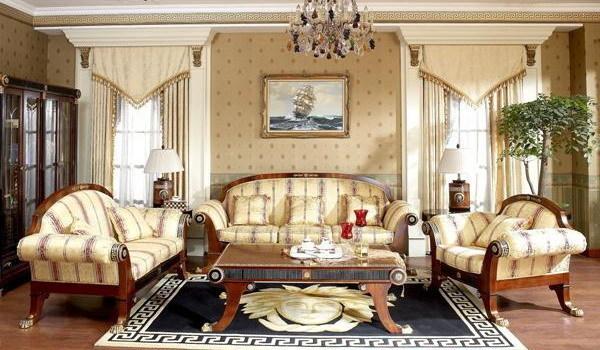 мебель в стиле классицизм
