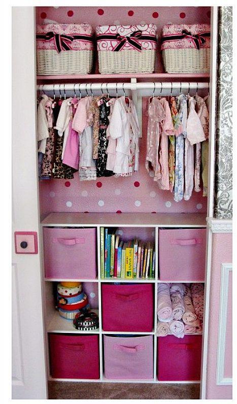 места хранения в детской14