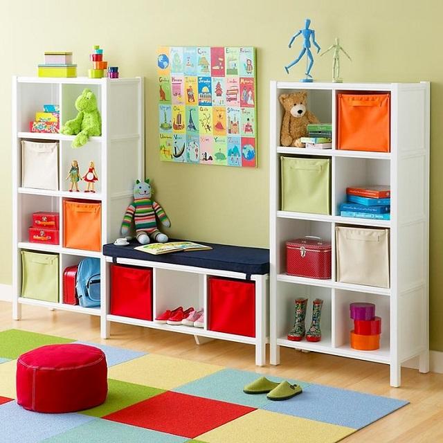 места хранения в детской3