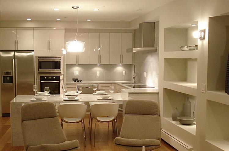 рабочее освещение кухни1