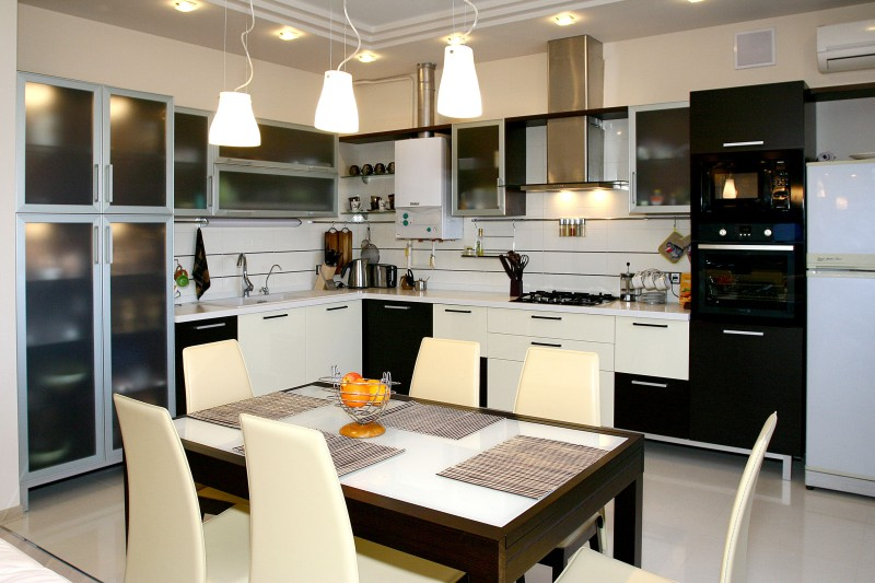рабочее освещение кухни3