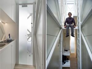самая узкая квартира5