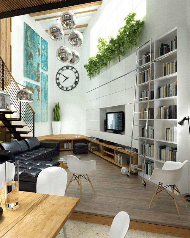 современная гостиная9