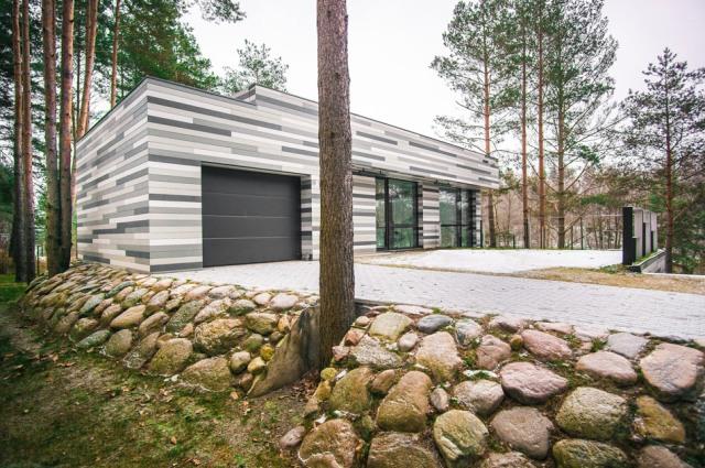 современный частный дом9