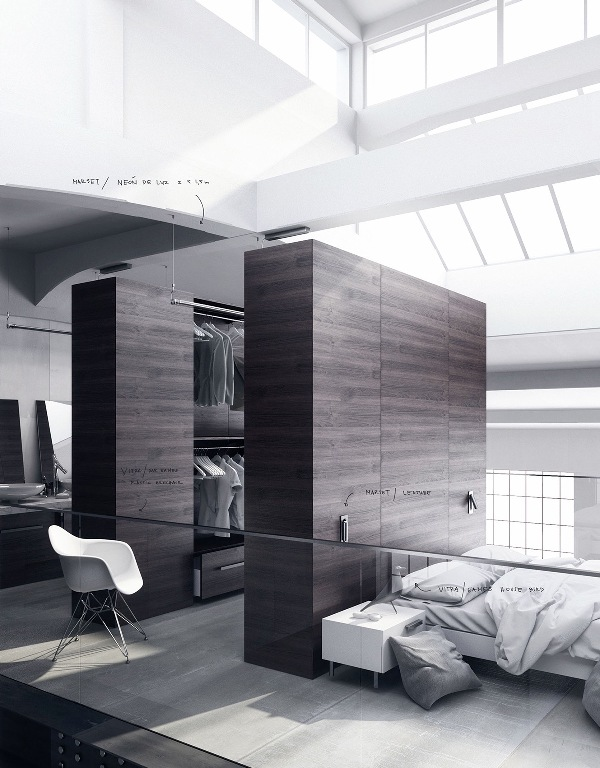 спальня с гардеробной11