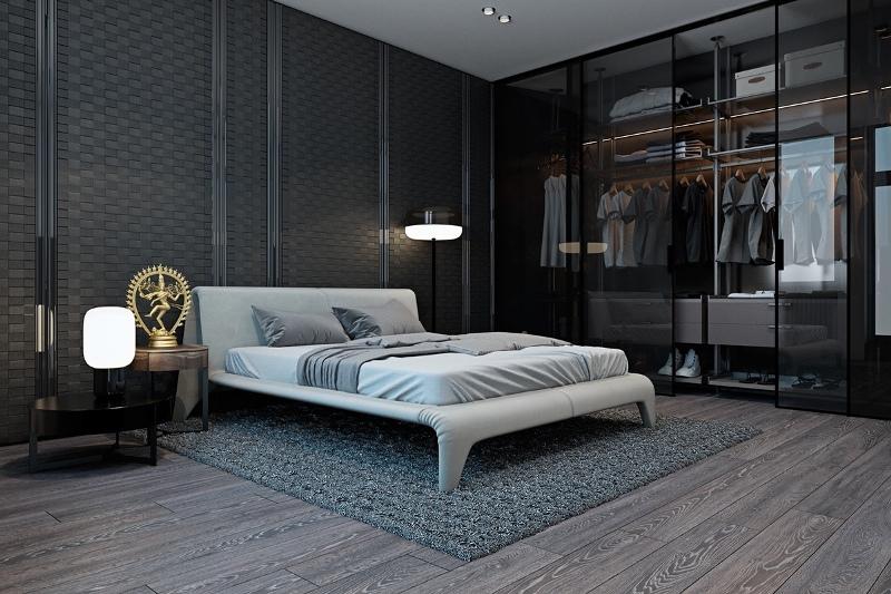 спальня с гардеробной13