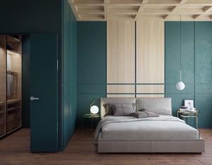 спальня с гардеробной18