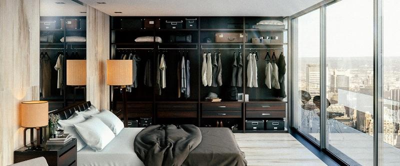 спальня с гардеробной7