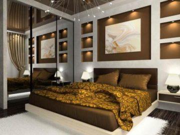 спальня в стиле модерн1