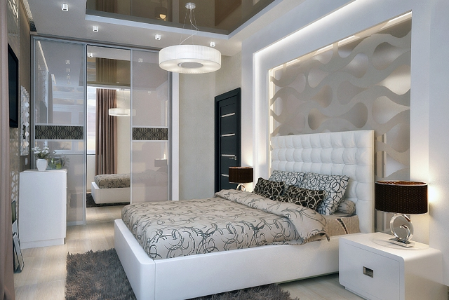 спальня в стиле модерн2