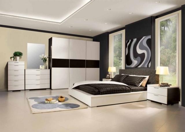 спальня в стиле модерн3