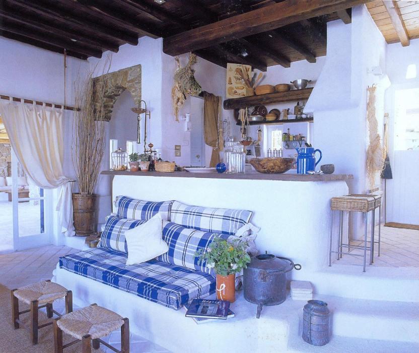 средиземноморский стиль в интерьере3