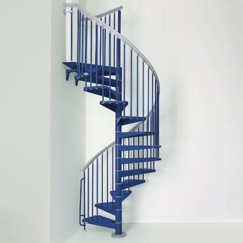стальная винтовая лестница2