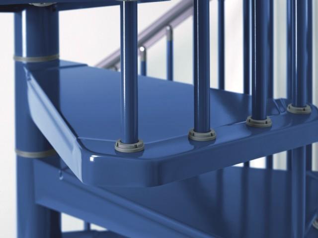 стальная винтовая лестница3