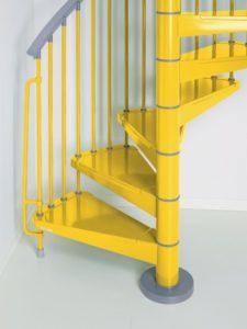 стальная винтовая лестница4