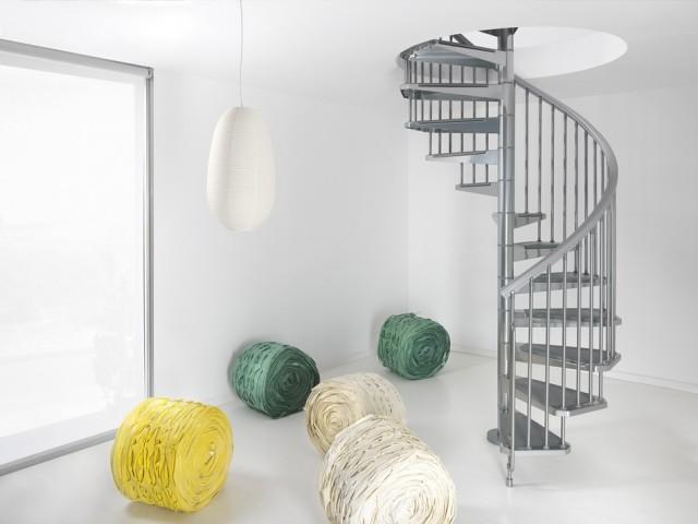 стальная винтовая лестница5