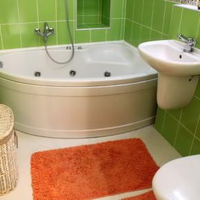 стандартная ванная