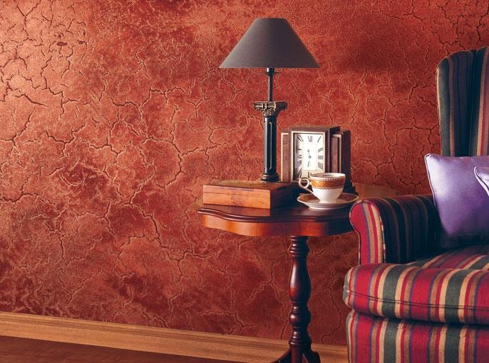 старина в покраске стен