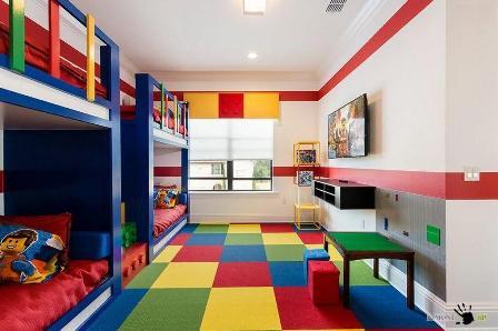 стены в детской комнате_26
