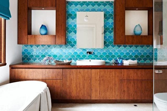 цвет в ванной2