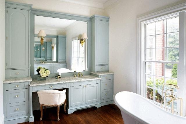 цвет в ванной4