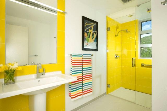 цвет в ванной5