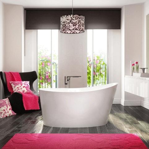цвет в ванной6