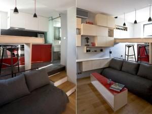 ультра маленькая квартира1
