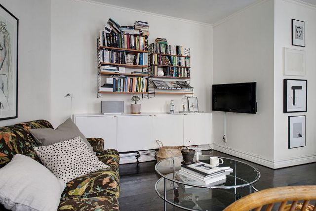 уютные апартаменты2