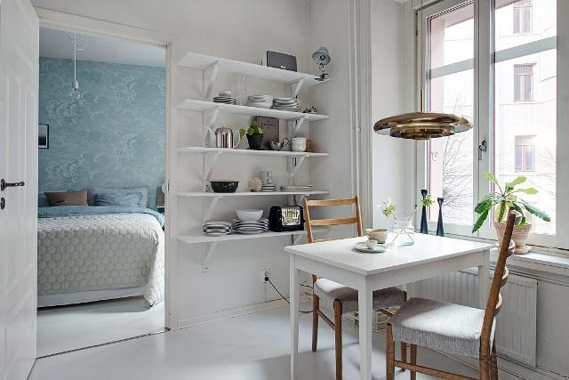 уютные апартаменты7